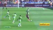 گل های بازی بارسلونا 2 - 2 ختافه