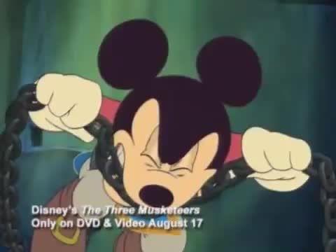 دانلود انیمیشن Mickey, Donald, Goofy: The Three Muskete
