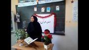جشن قرآن کلاس اولی ها
