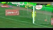 اولین گل استقلال در لیگ چهاردهم توسط کرار