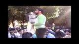 نُقل پاشی حمید علیمی روز عید غدیر