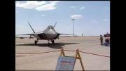 جنگنده رادارگریز F-22 RAPTOR
