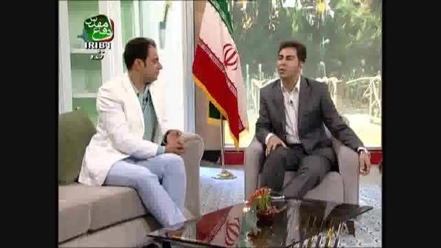برنامه تلوزیونی آرش خیراندیش از شبکه جام جم