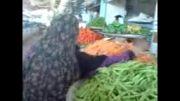 پیر زن بوشهری