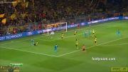 بوروسیا دورتموند 1 - 2 زنیت سن پترزبورگ / لیگ قهرمانان اروپا