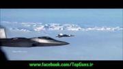 جنگنده اف 22 رپتور در مقابل یوروفایتر تایفون