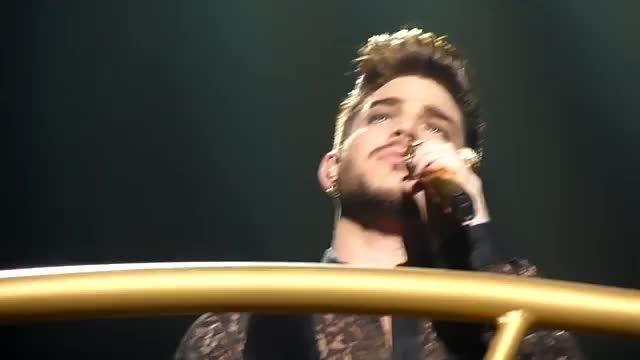 (Adam Lambert+Queen -Save Me(live