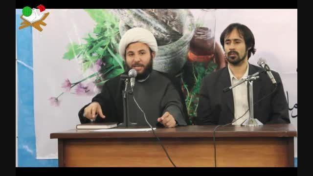 نقش سلامت روح در سلامت جسم 2-حجت الاسلام مولایی-طب سنتی