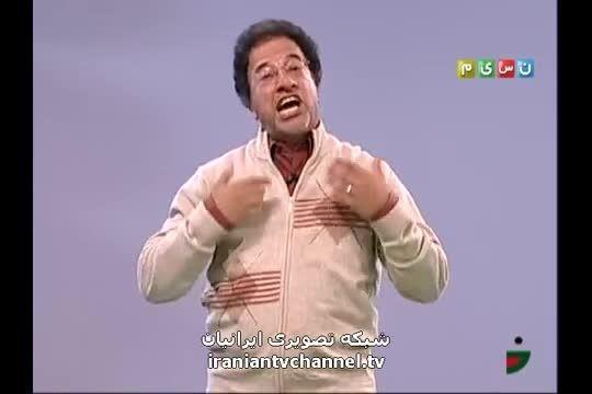استند آپ خنده دار علی رضا خمسه در برنامه خندوانه