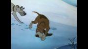 عاقبت لج لجبازی سگی