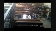 دستگاه چاپ سیلك اسكرین اتوماتیك 4 رنگ اكسیر