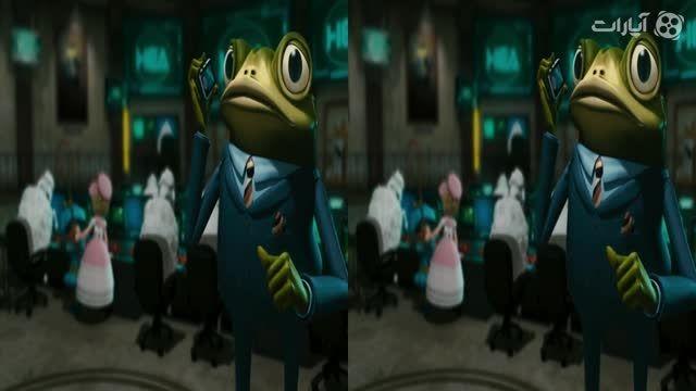 قسمت کوتاه انیمیشن سه بعدی  Hoodwinked Too! 2011 3D
