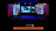 اختتامیه جشنواره فیلم فجر با آهنگ ( برقص آ ) محسن چاوشی
