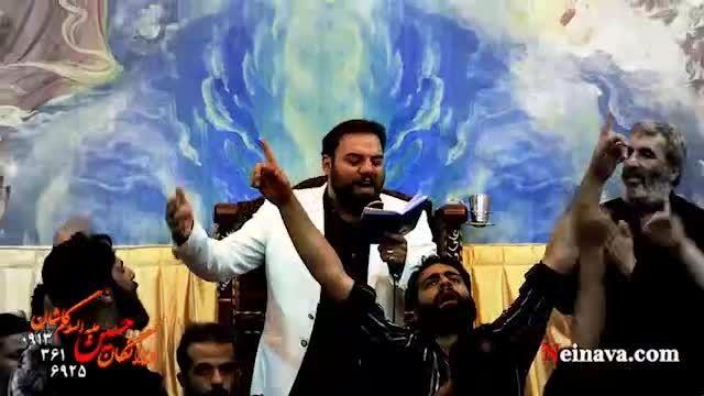میلاد حضرت علی اصغر و امام جواد سال1394(پیله ور)(6)