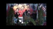 مراسم یادواره شهدا منطقه سینوا شهرستان چالوس