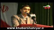 رئیس اتاق اصناف شهریار در جشن انقلاب