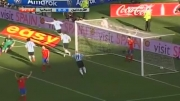 گل مسی به اسپانیا بعد از جام جهانی 2010
