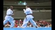 مبارزه زیبای کوستف در مسابقات  کیوکوشین  ماتسویی