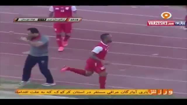 10 گل برتر لیگ برتر ایران فصل 93-94