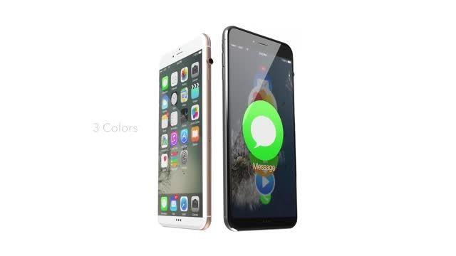 معرفی مشخصات گوشی آیفون ۷ (iPhone 7)