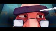 انیمیشن کوتاه Exit ۲۰۱۳ - دوبله فارسی