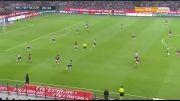 خلاصه بازی: میلان 0-1 یوونتوس