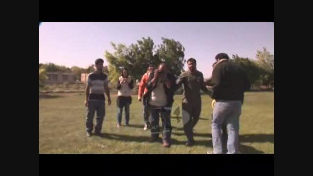 AERIAL ARDABIL - پشت صحنه هوایی اردبیل(مستند ایران)