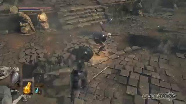 شهر سخت افزار: ویدئو گیم پلی رسمی بازی Dark Souls 3
