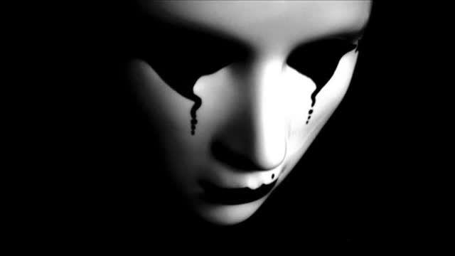 یک داستان غمگین-گریه