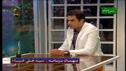 برنامه شبكه استانی قم كه مهمونشون سید علی ضیاست