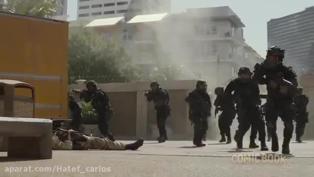حضور مردعنکبوتی در فیلم جدید کاپیتان آمریکا