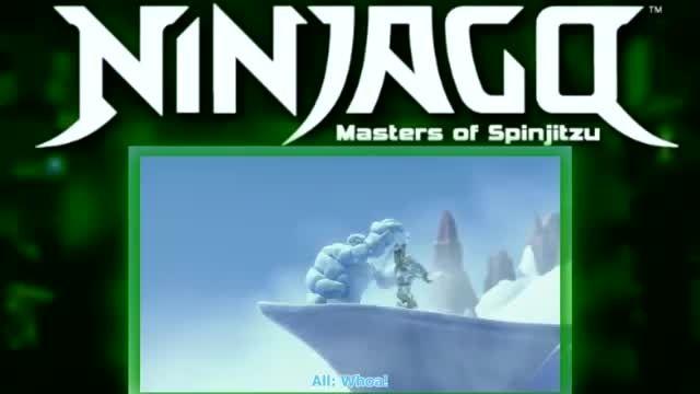 لگو نینجاگو( ارواح)قسمت5(اینگیلیسی)(orginal)پارت2