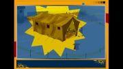 آموزش همگانی : اسکان اضطراری  تیم امداد ونجات مدرسه