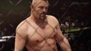بازی مبارزه ای UFC با حضور بروس لی