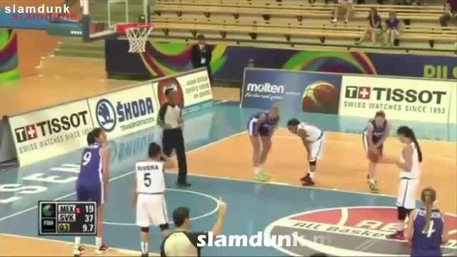 سوتی بسکتبال زنان