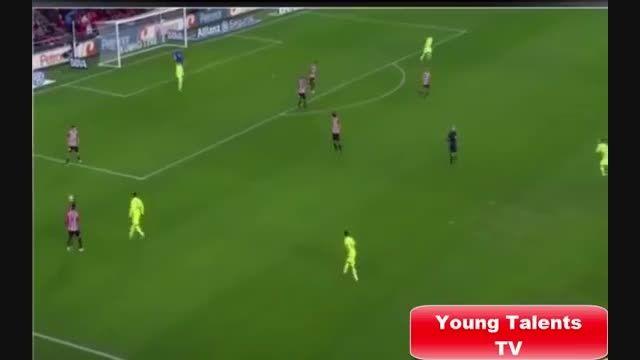 7 دقیقه با آیمریک لاپورته ، مدافع مد نظر بارسلونا