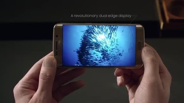 ویدئوی جدید سامسونگ قابلیت های جدید گلکسی اس6 و گلکسی ا