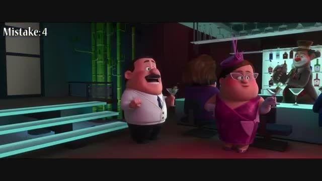 """17 اشتباه در انیمیشن """"رالف خرابکار_Wreck-It Ralph"""""""