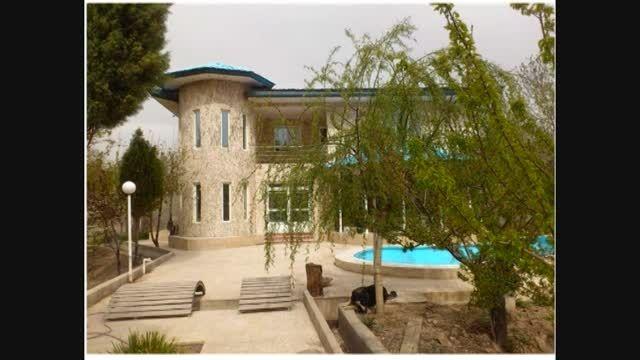 4000 متر باغ ویلا لوکس در شهریار کد:113