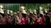 سومین کلیپ فیلم هرکول Hercules 2014 با بازی راک