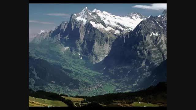 زیبائیهای سوئیس