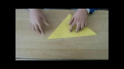 آموزش اوریگامی در زنگ هنر (مدرسه سلیمان صباحی )