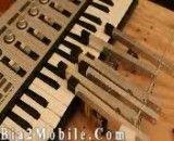 روبات موسیقی زن