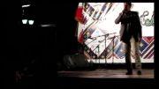 حبیب زارعی اجرای جذاب ودیدنی در جشنواره تابستانی ارگ