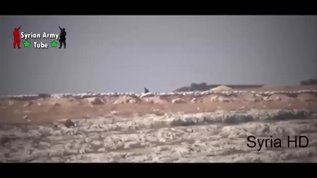 فوعه و کفریا - پاسخ جنگنده به تروریست های النصره