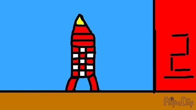 flipaclip-پرتاب موشک