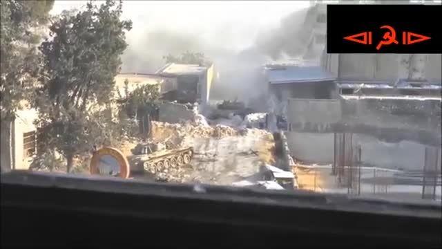 درگیری سربازان حزب الله حزب الله حزب الله و داعش