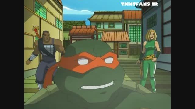 لاک پشت های نینجا 2003 فصل 5 قسمت 1 با دوبله پرشین تون