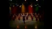 ترکی:(رقص زیبای آذری)