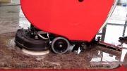 دستگاه اسکرابر مدل GO - کفشوی و زمینشوی برقی